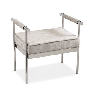 Willa Arlo Interiors Colbey Metal Bench