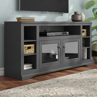 Wentzel Solid Wood TV Stand For TVs Up To 75