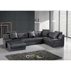 sofa leather sectional - Home The Honoroak