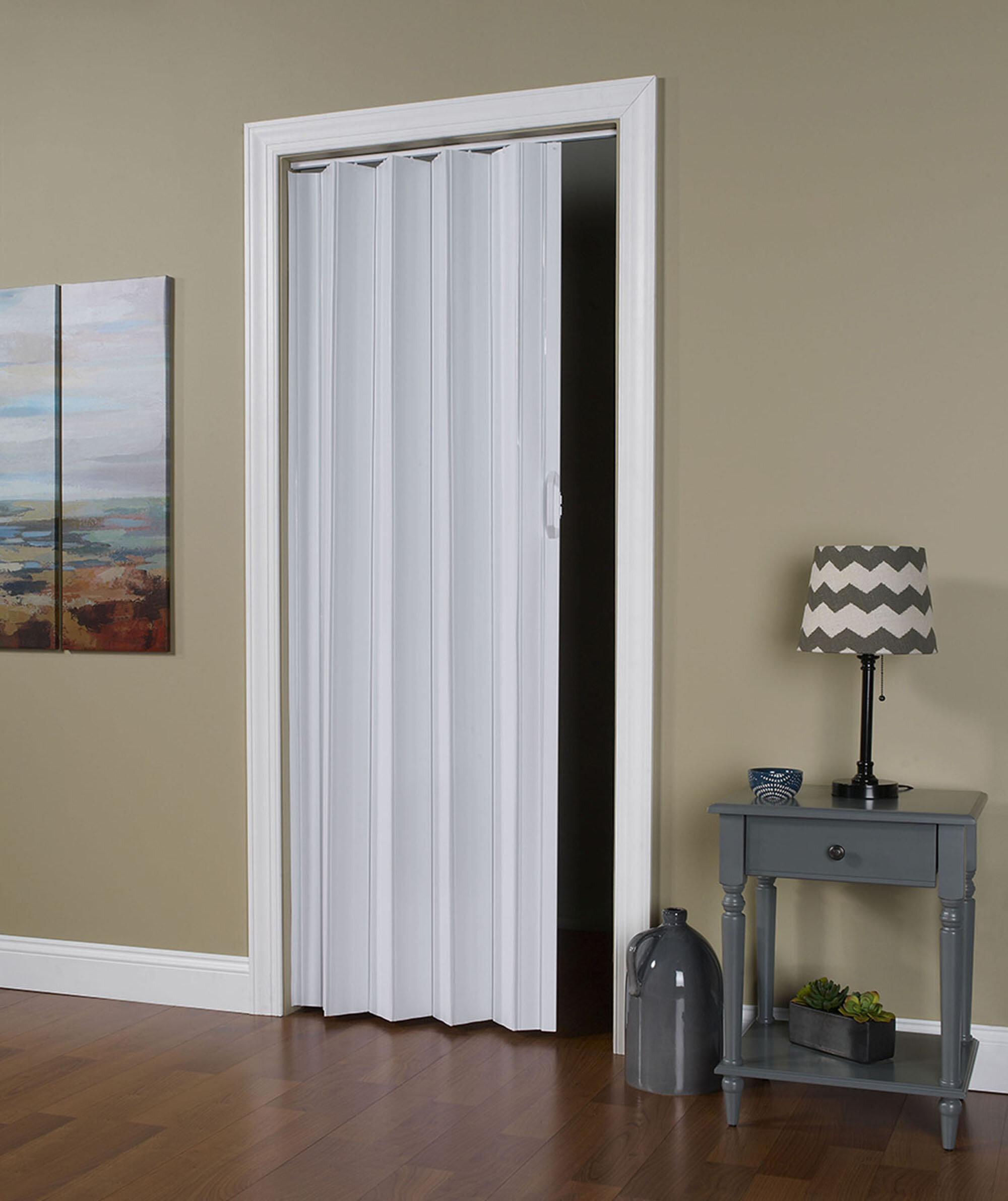 Accordion Closet Doors Wayfair