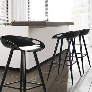 Bak 27.6 Bar Stool (Set of 2) by George Oliver