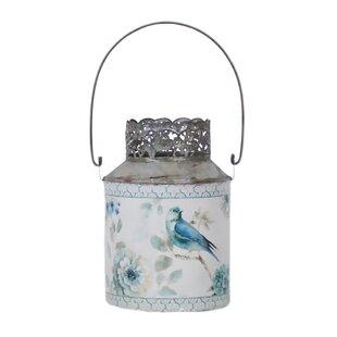 Harlow Ornate Bird Motif Plant Pot Image