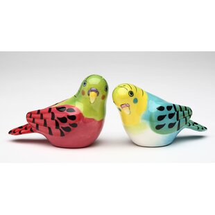 Parakeet 2-Piece Salt & Pepper Set