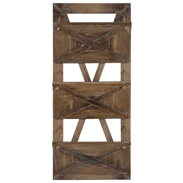 Wall File Holder Wood Wayfair