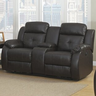 Troy Reclining Loveseat by AC Pacific