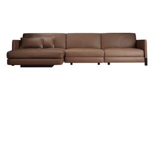 Lafayette Leather Sectional
