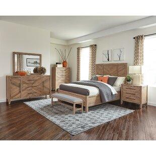 Brayden Studio Ikin Panel Bed