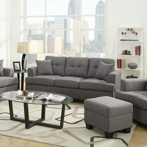 Clearview Loveseat by Emerald Home Furnishings