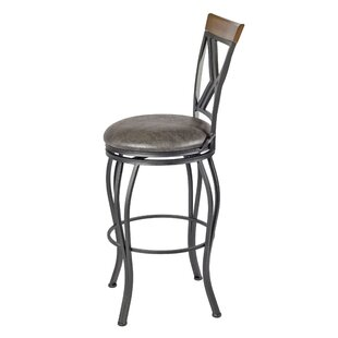 Red Barrel Studio Beryl Swivel Bar Stool