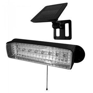 8-Light LED Outdoor Floodlight