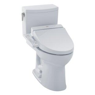 Toto Drake® II 1.0 GPF Elongated Two-Piece Toilet