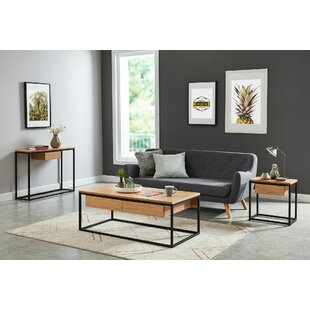 Brayden Studio Oneybrook 3 Piece Coffee Table Set