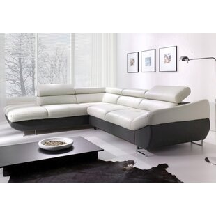 Skyler Sectional by Wade Logan