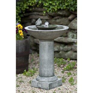 Campania International Concrete Aya Fountain
