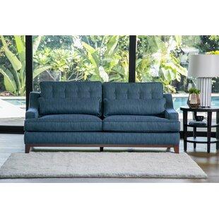 Blissfield Fabric Sofa by Ivy Bronx