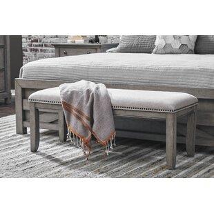 Gracie Oaks Tarentum Upholstered Bench