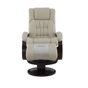 Bargain Flathead Lake Manual Swivel Recliner with Ottoman by Red Barrel Studio Reviews (2019) & Buyer's Guide