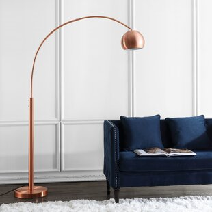 Dion 70 Arched Floor Lamp By Langley Street Lamps