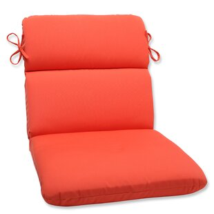 Canvas Indoor/Outdoor Sunbrella Lounge Chair Cushion