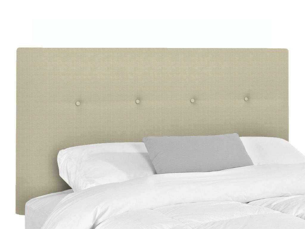 Charlton Home Bramblecrest Upholstered Panel Headboard Wayfair