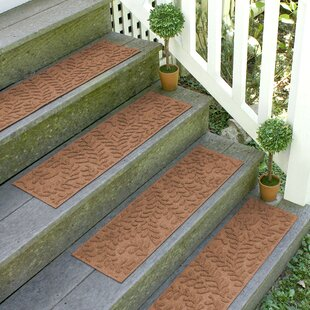 Attractive Dark Brown Stair Tread (Set Of 4)