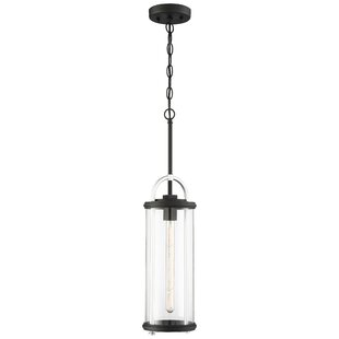 Price Check Thurmont LED Outdoor Hanging Lantern By Wrought Studio