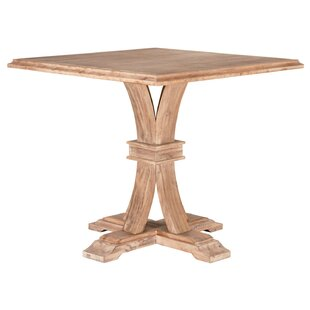 Lechlade Square Counter Height Dining Table by Three Posts