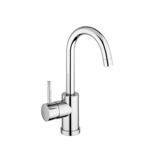 WS Bath Collections Birillo Wash Basin Mixer with Lever Handle