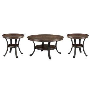 Trent Austin Design Archstone 3 Piece Coffee Table Set