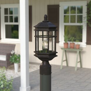 Derosier Outdoor 1-Light Lantern Head By Three Posts Outdoor Lighting