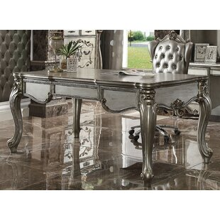 Roza Executive Desk and Chair Set