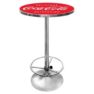 Coca-Cola Pub Table