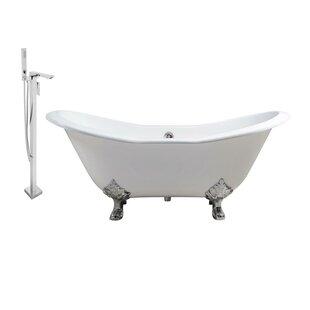 Streamline Bath Cast Iron 61