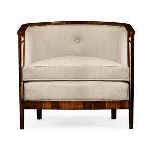 Barrel Chair by Jonathan Charles Fine Furniture