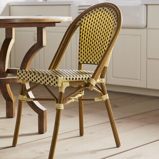 Dolly Stacking Patio Dining Chair