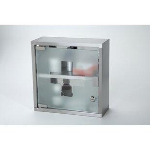 Castilleja 30cm X 30cm Surface Mount Medicine Cabinet By Rebrilliant