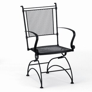 Bradford Patio Dining Chair by Woodard Top Reviews