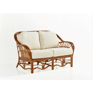 Bay Isle Home Strachan Loveseat