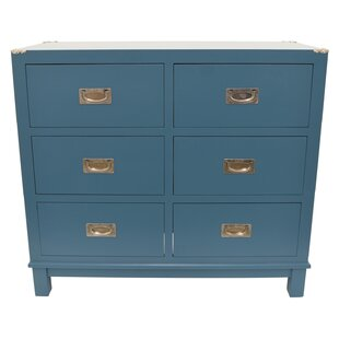 Reviews Mcgary 6 Drawer Accent Chest By Ivy Bronx