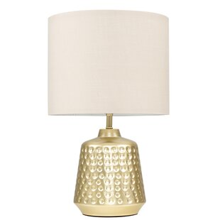 e820d59ee219 Melville Hammered Touch 26cm Table Lamp