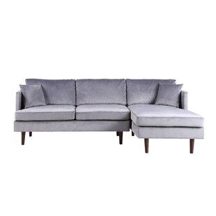 Chaise Sofa Grey Sectionals Youu0027ll Love | Wayfair