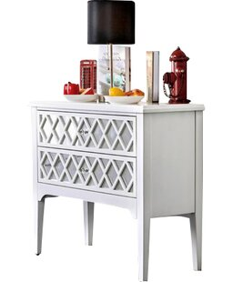 Binney 2 Drawer Accent Chest by Red Barrel Studio