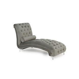 Silas Chaise Lounge By Canora Grey
