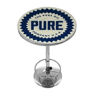 Pure Oil Wordmark Pub Table Trademark Global