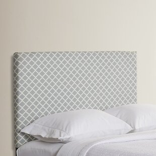 Buy clear Ramillies Full Upholstered Panel Headboard by House of Hampton