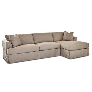 Shop Warner Sectional by AllModern Custom Upholstery