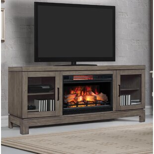 Compare Ashe TV Stand for TVs up to 70 with Electric Fireplace by Foundry Select Reviews (2019) & Buyer's Guide