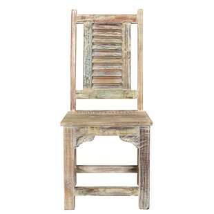 Desirae Solid Wood Dining Chair (Set of 2)