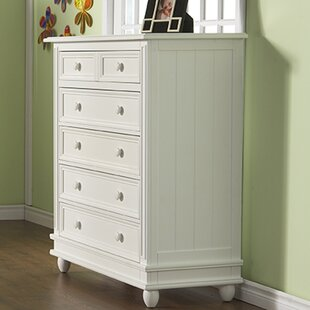 PALI Marina 5 Drawer Dresser
