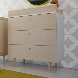 Spot on Square Ulm 3 Drawer Dresser